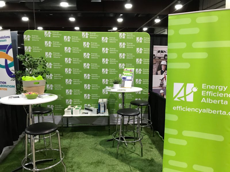 Trade Show Booth Edmonton : Powerful custom trade show designs for your business ci display